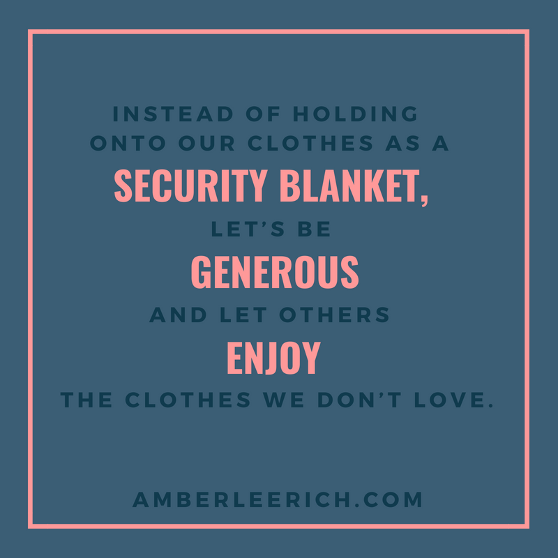 How to Gain Freedom by Letting Go of Most of Your Clothes 1