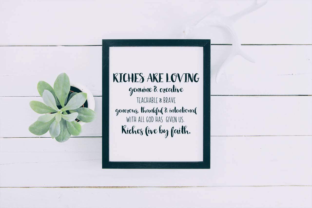 How to Create a Family Mission Statement 2