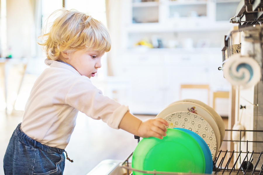 5 Steps to a Tidy Kitchen 2