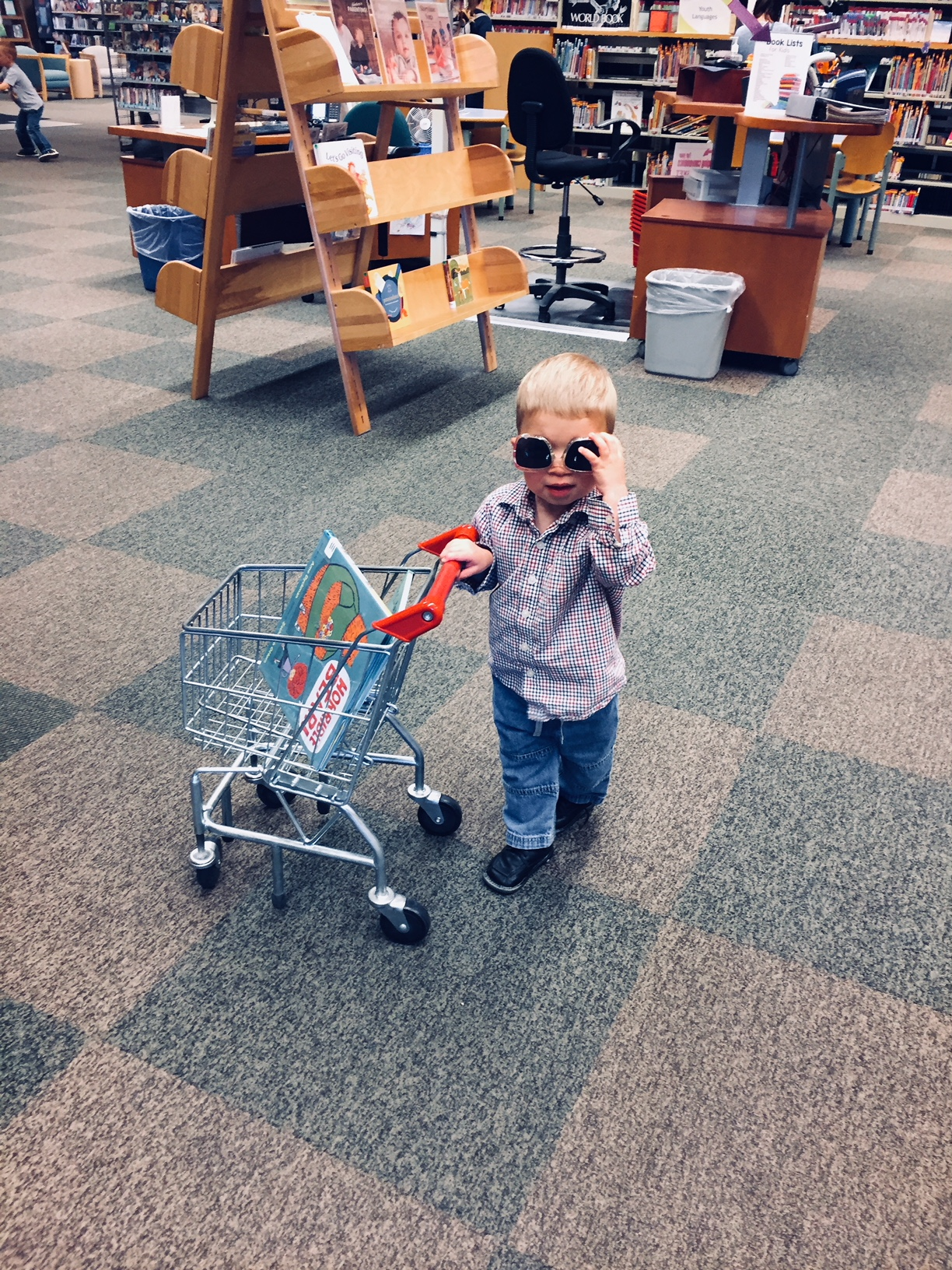 4 Surprising Free Resources at the Library 1