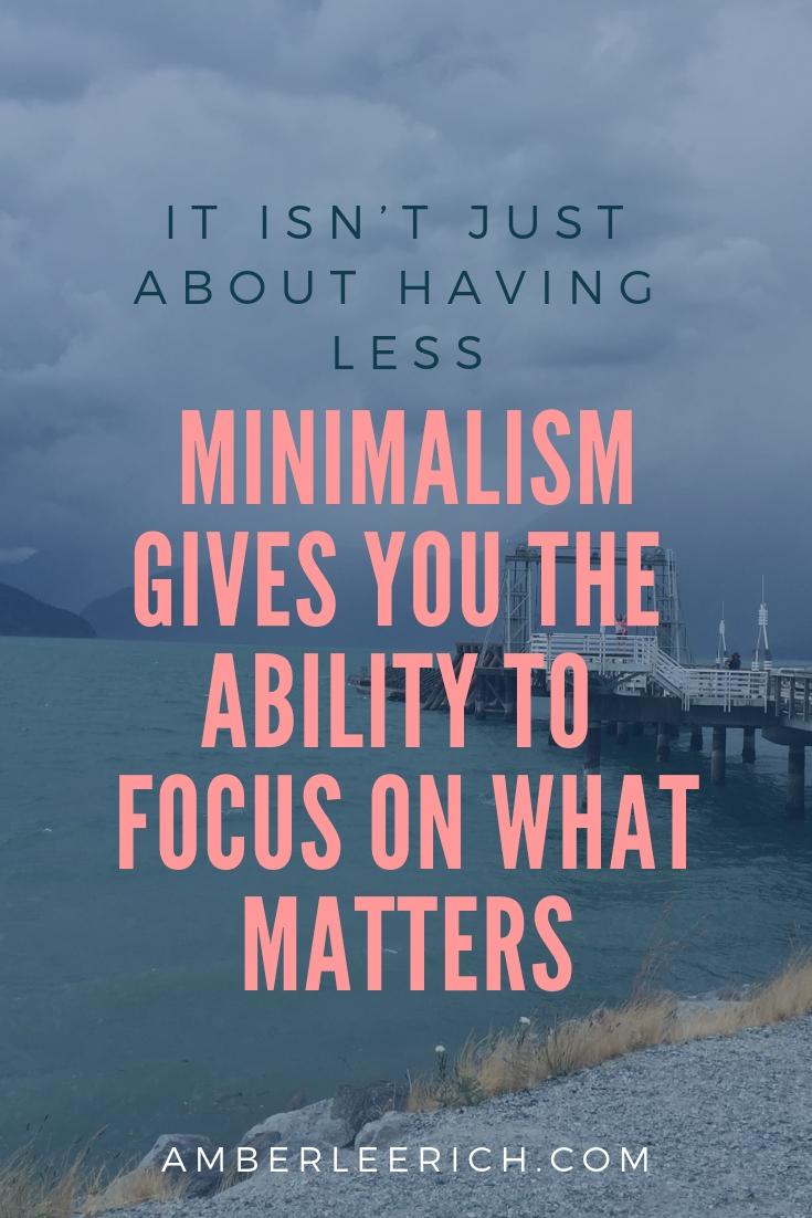 7 Minimalism Lifestyle Benefits 1